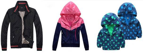 как выбрать размер куртки на алиэкспресс