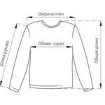 как измерить свой размер одежды